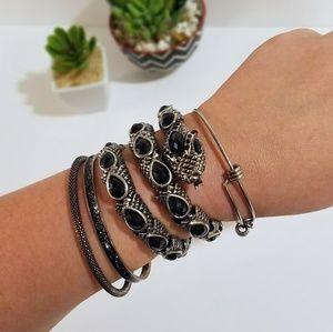 Wrap around snake bracelet